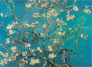 """Almond Blossoms"" by Vincent Van Gogh Van Gogh Museum, Amsterdam"