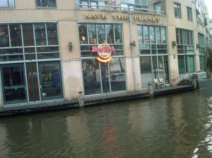 Hard Rock Cafe, Amsterdam