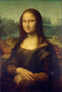 """""""La Gioconda"""" by Leonardo Da Vinci Louvre, paris"""