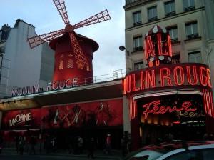 """""""Moulin Rouge"""", Paris"""