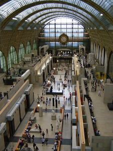Musèe D'Orsay, Paris