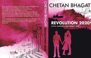 """""""Revolution 2020"""" Chetan Bhagat"""