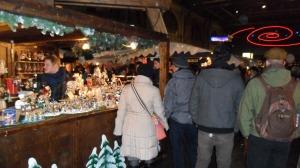 Christmas Market, Zurich Hauptbahnhof