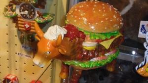 Ham Burger 1