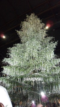 Swarovski Christmas Tree 2