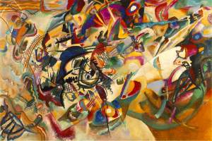 Composition 7 - Kandinsky