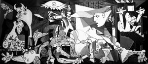 Picasso - Guernica Museo Reina Sofia, Madrid